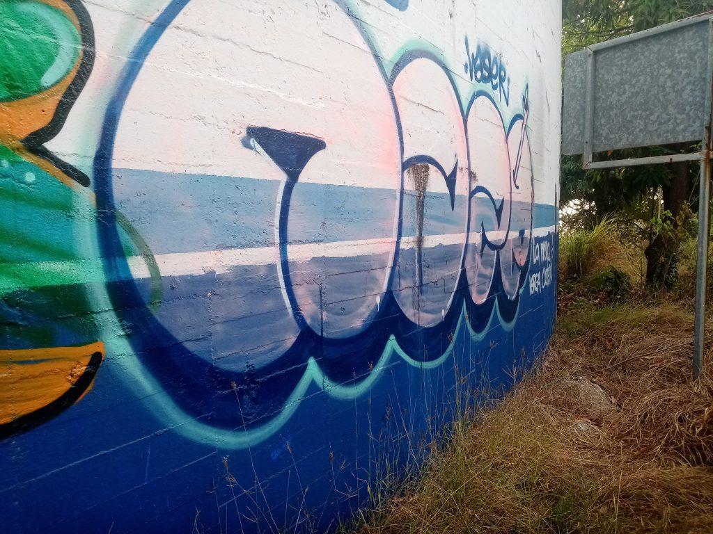 GraffitiZ- Escenica in Acapulco 2021
